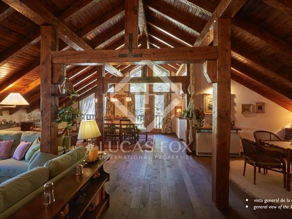 200m² penthouse for sale in Grandvalira Ski area, Andorra