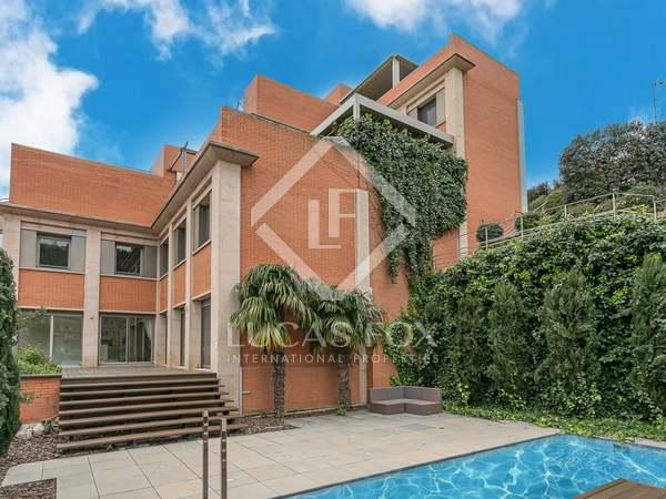 Huis / Villa van 474m² te koop met 160m² terras in Sant Gervasi - La Bonanova