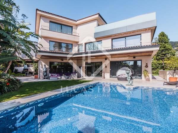 Casa de 6 dormitorios en venta en Pedralbes, Barcelona