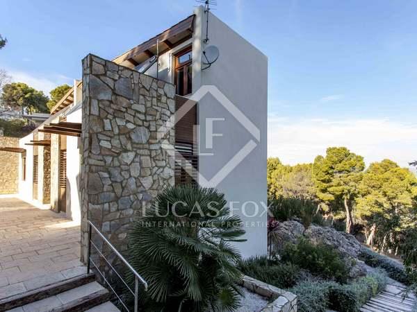 480m² villa with a garden for sale in El Bosque de Chiva