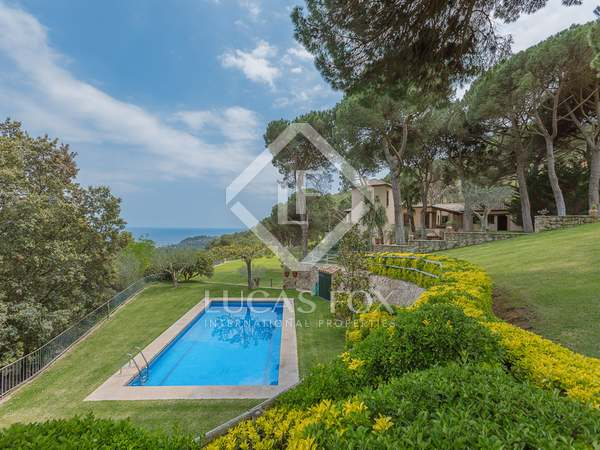 A exquisite luxury estate to buy in Begur on the Costa Brava