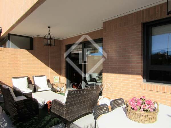 93m² apartment with terraces to rent in Playa de al Patacona