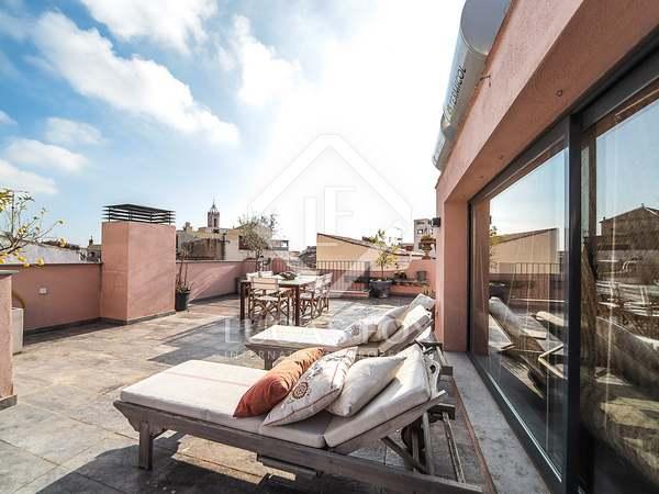 165m² Apartment with 23m² terrace for sale in Vilanova i la Geltrú