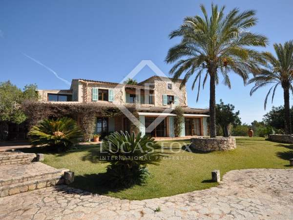 Country house for sale in santa Maria Central Mallorca
