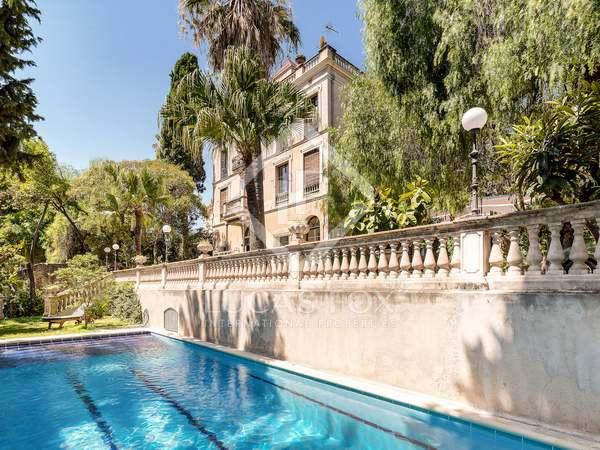 718m² Haus / Villa zum Verkauf in El Putxet, Barcelona