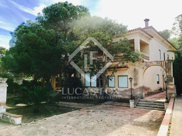 Plot for sale in Godella, 10 minutes from Valencia