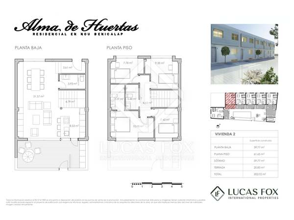 181 m² house with terrace for sale in Benicalap
