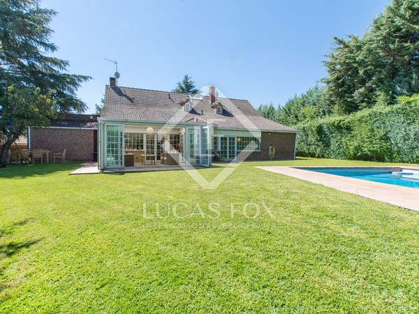 405m² House / Villa for sale in Pozuelo, Madrid