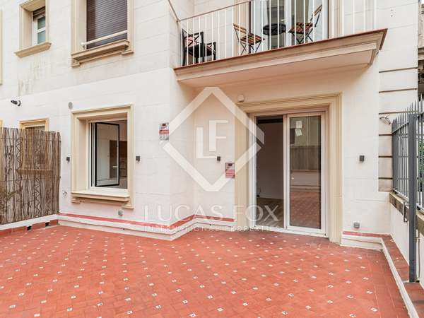 113m² Apartment with 40m² terrace for sale in Sant Gervasi - Galvany
