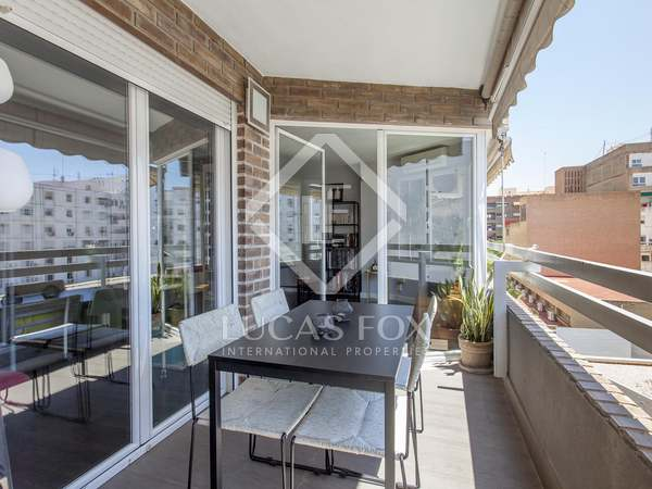 168m² Apartment with 12m² terrace for sale in Ruzafa