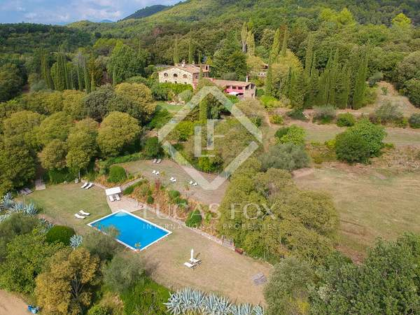 Luxury Girona country house for sale. Girona property to buy