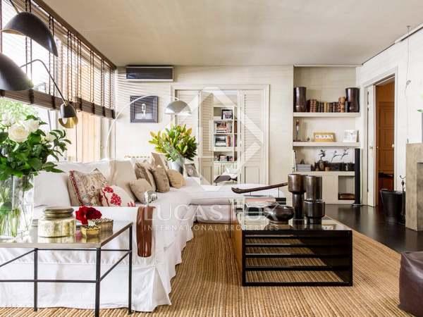 Apartamento de 300m² con 121m2 de terraza en venta en Turó Park