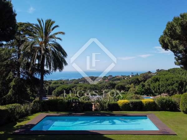 1,344m² House / Villa with 5,000m² garden for sale in Sant Andreu de Llavaneres
