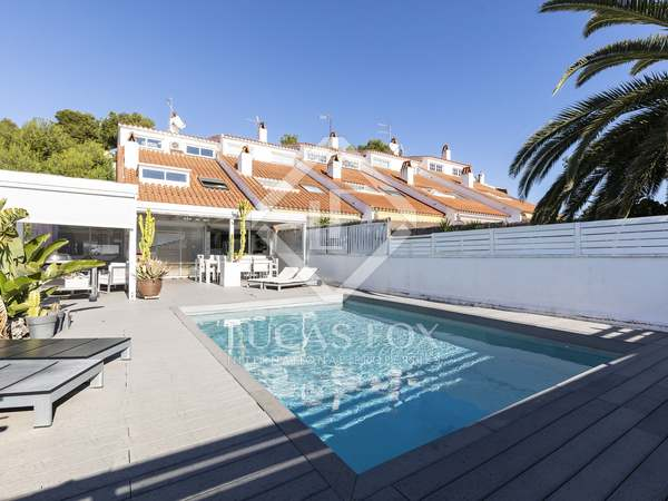 145m² House / Villa with 90m² terrace for sale in Vallpineda