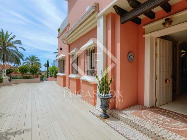 431m² House / Villa for sale in Sierra Blanca / Nagüeles