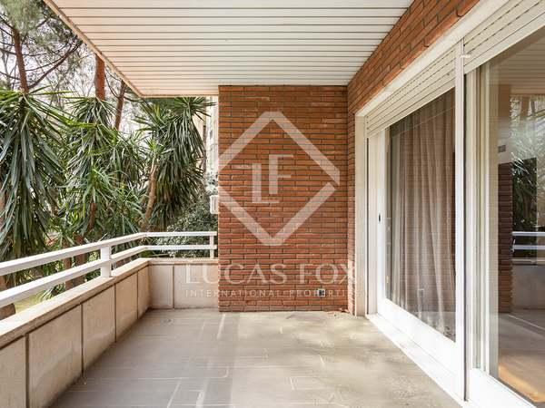 appartement van 160m² te koop met 10m² terras in Pedralbes