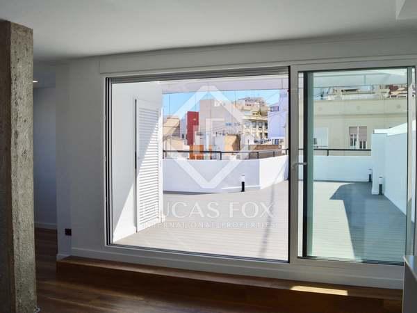 130m² penthouse with 70m² terrace for sale in Sant Francesc