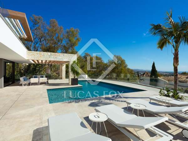 Huis / Villa van 624m² te koop met 254m² terras in Benahavís