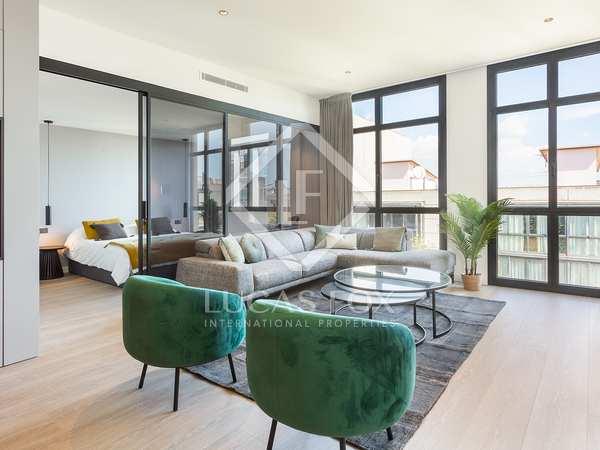 Квартира 132m² на продажу в Побленоу, Барселона