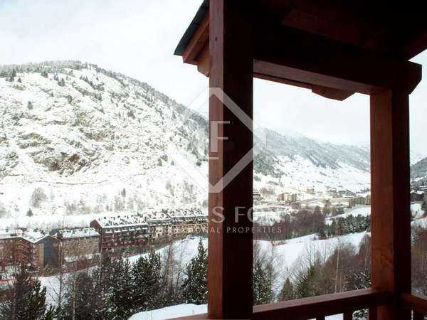 Studios, 1-bedroom and 2-bedroom flats for sale in Andorra