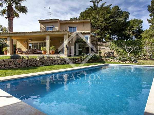 Unfurnished house for rent in Santa Barbara, Rocafort