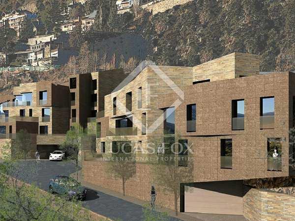 Parcel·la de 3,973m² en venda a Andorra la Vella, Andorra