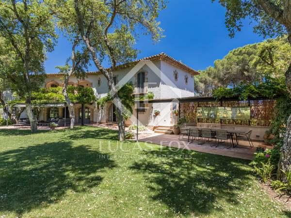 716m² House / Villa for sale in Santa Cristina, Costa Brava