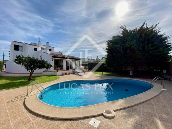 249m² House / Villa for sale in Ciudadela, Menorca