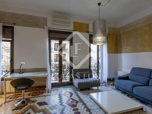 95m² Apartment for rent in Extramurs, Valencia