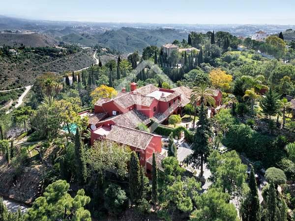 Casa / Villa di 783m² con 195m² terrazza in vendita a Benahavís