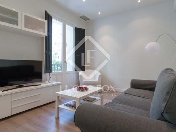 New build apartment for rent in Chamberí, Madrid