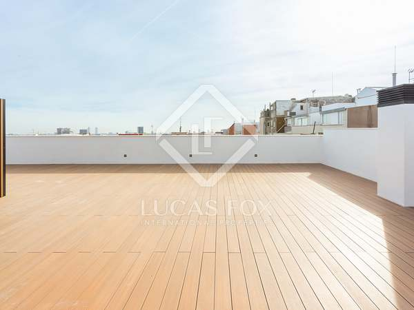 105m² Dachwohnung mit 106m² terrasse zum Verkauf in Sant Gervasi - Galvany
