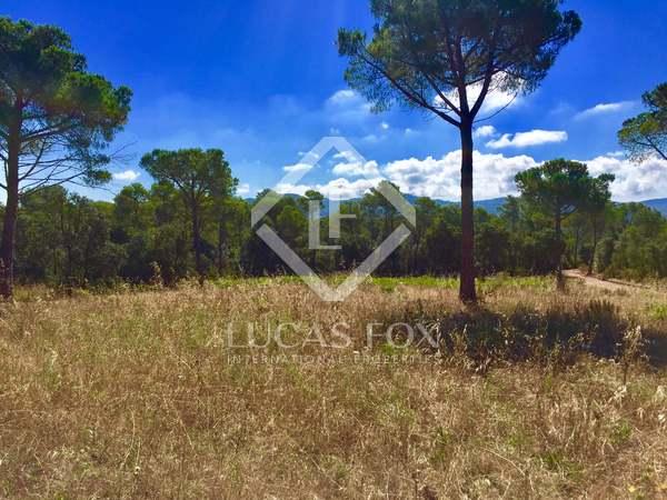 Terrain à bâtir de 10,050m² a vendre à Baix Empordà, Gérone