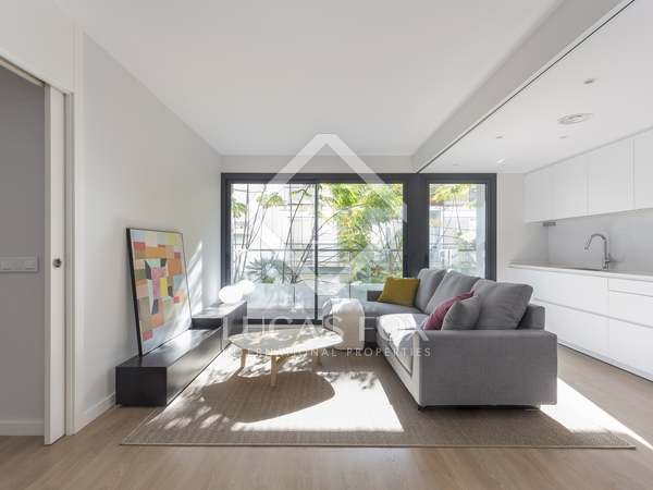 Appartement van 90m² te koop met 7m² terras in Sitges Town