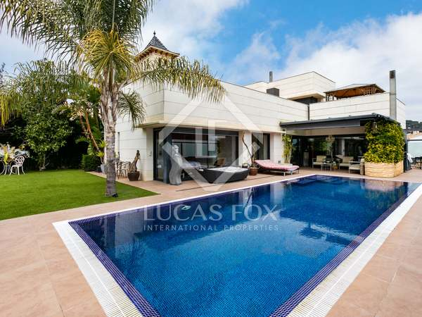 407 m² villa for sale in Sant Vicenç de Montalt