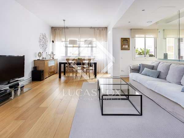 120m² Apartment with 8m² terrace for rent in Sant Gervasi - La Bonanova
