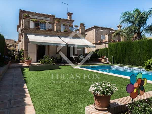 Villa for sale in Godella, near Valencia city, Spain
