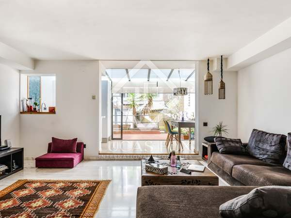 134m² House / Villa with 95m² terrace for sale in Eixample Right