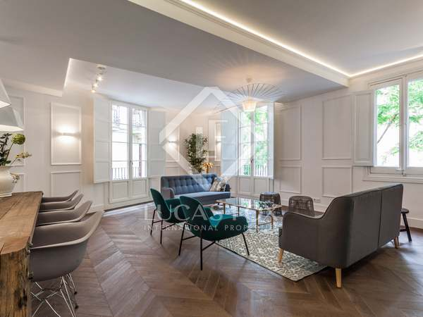 Apartamento de 141m² en venta en Plaça Bonsuccés, Barcelona