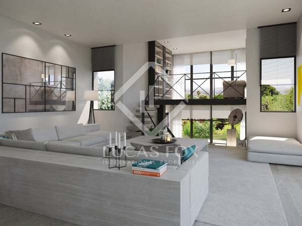 House or building plot for sale in Pedralbes, Barcelona