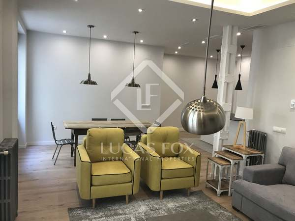 137 m² apartment for sale in Goya, Madrid