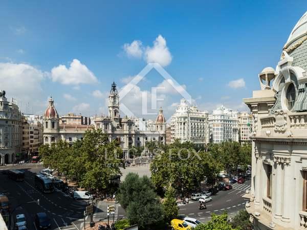 Ático de obra nueva en venta en el centro de Valencia
