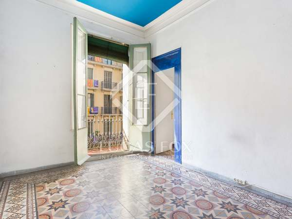 97 m² apartment with balconies for sale in Gracia