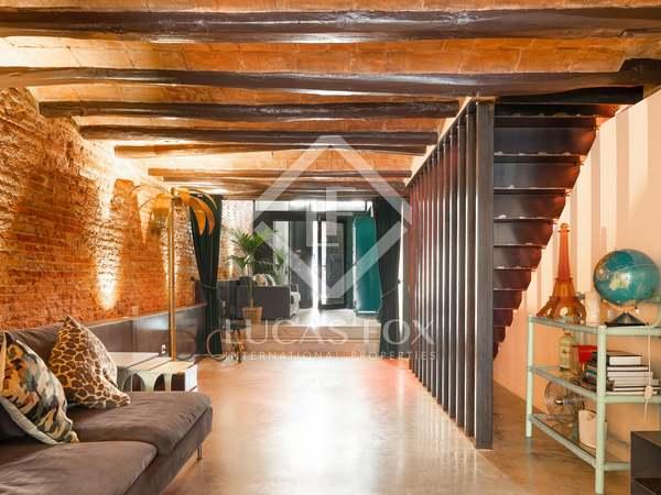 Piso de 153 m² con 75 m² de terraza en venta en Poblenou