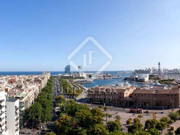 Penthouse te koop in de oude stad van Barcelona