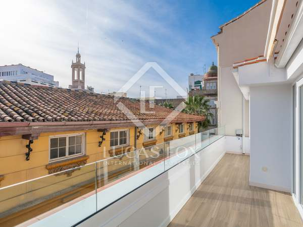 83m² Penthouse with 15m² terrace for sale in Centro / Malagueta