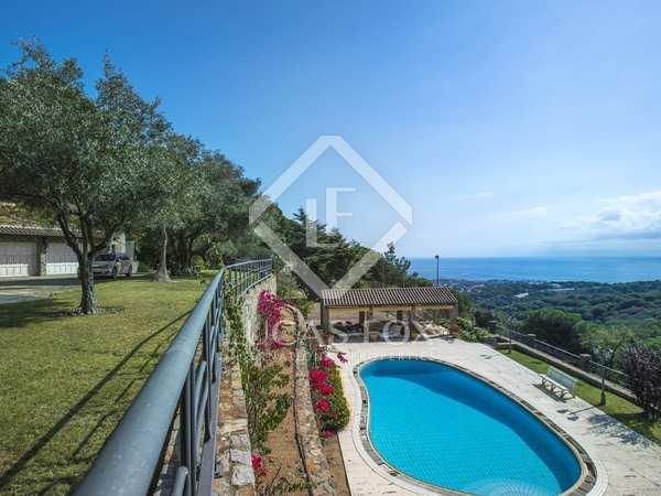 Propiedad de 1.348 m² en venta en Sant Andreu de Llavaneres