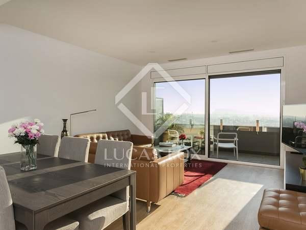 Penthouse de 90m² a louer à Diagonal Mar avec 27m² terrasse