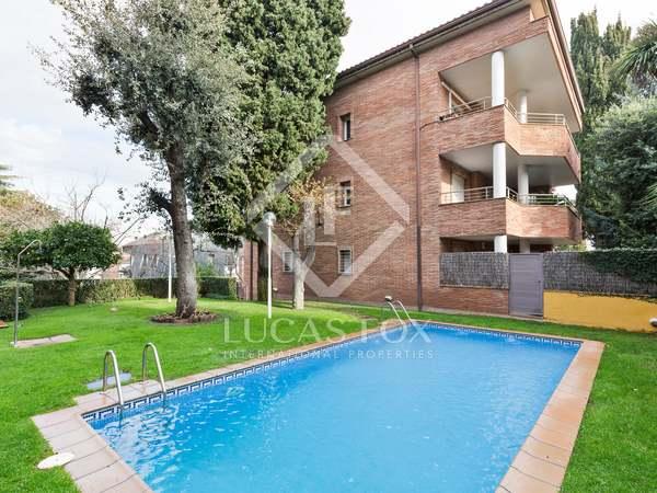 Penthouse van 180m² te huur met 18m² terras in Sant Cugat