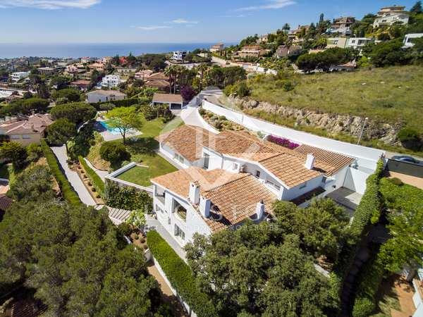 Elegante villa de 720m² en venta en Alella, Maresme